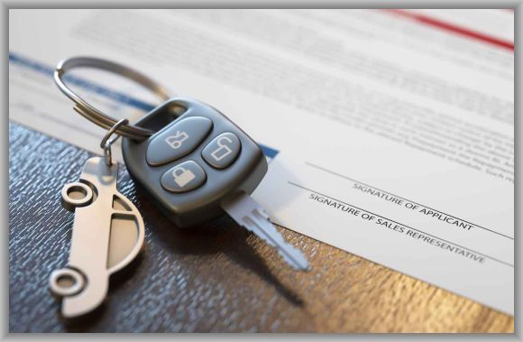 car key_auto loan